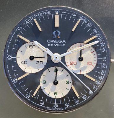 Vintage Omega De ville 145.018 from 1970