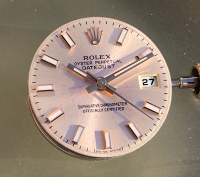 Rolex Oyster Perpetual Day-Just Ladies