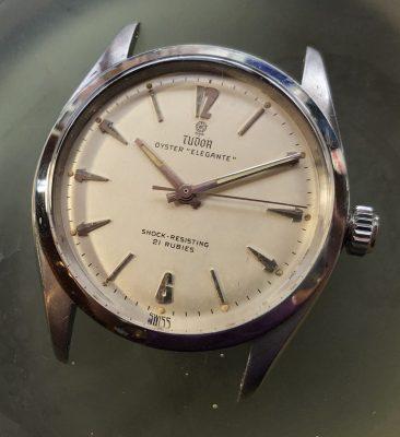 Tudor Elegante from 1950's